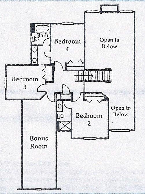 Home plans trident building inc for Home planners inc house plans
